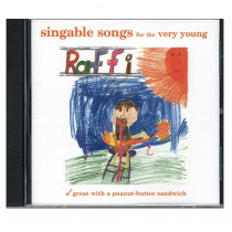 KIMKSR8102CD - Singable Songs For The Very Young Cd Raffi in Cds