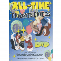 KIMKV100DVD - All-Time Favorite Dances Dvd in Dvd & Vhs