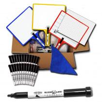 KLS5422 - Kleenslate Dry Erase Board 12Pk System Standard Classroom Pack in Dry Erase Boards