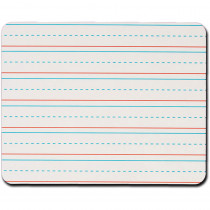KLS7082 - Rectangular Handwriting Lined 6Pk Replacement Dry Erase Sheets in Dry Erase Sheets