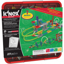 KNX78620 - Knex Wheels & Axles And Inclined Planes in Activity Books & Kits