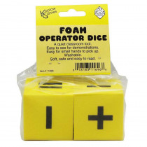 KOP11696 - Foam Dice 2 Operator Set Of 2 in Dice
