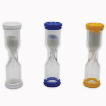 KOP11698 - Sandtimer Combo Set Of 3 in Sand Timers