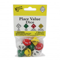KOP11871 - Place Value Dice in Dice