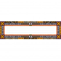LAS1407 - Africa Desk Tags in Name Plates