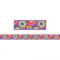 LAS935B - Tie Dye All-Around Border in Border/trimmer