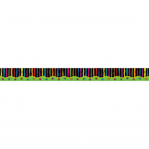 LAS946B - Neon Stripe Border in Border/trimmer