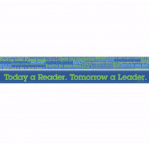 LAS969B - Word Wall Read Double Sided Border in Border/trimmer