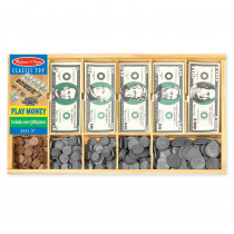 LCI1273 - Play Money Set in Shopping