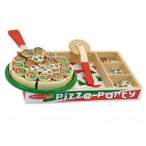 LCI167 - Pizza Party in Play Food