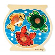 LCI2056 - Fish Bowl Jumbo Knob Puzzle in Knob Puzzles