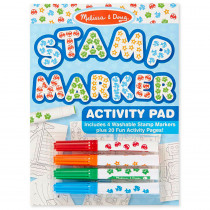 LCI2422 - Stamp Marker Activity Pad Blue in Art Activity Books