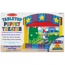 LCI2536 - Tabletop Puppet Theater in Puppets & Puppet Theaters