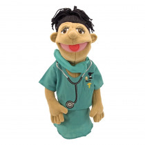 LCI2550 - Surgeon Puppet in Puppets & Puppet Theaters