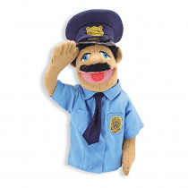 LCI2551 - Police Officer Puppet in Puppets & Puppet Theaters