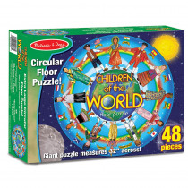 LCI2866 - Children Of The World Floor Puzzle in Floor Puzzles