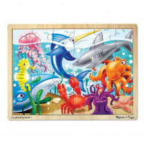 LCI2938 - Under The Sea Puzzle in Puzzles