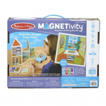 Magnetivity Magnetic Building Play Set: Our House - LCI30650 | Melissa & Doug | Pretend & Play