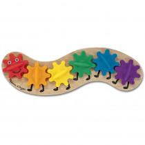 LCI3084 - Caterpillar Gear Toy in Manipulatives