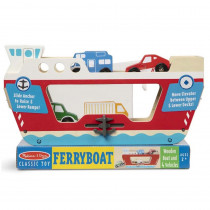 Ferryboat - LCI31600 | Melissa & Doug | Vehicles