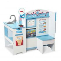 Get Well Doctor Activity Center - LCI31800 | Melissa & Doug | Pretend & Play