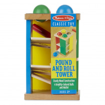 LCI3559 - Pound And Roll Tower in Gross Motor Skills