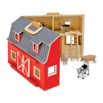 LCI3700 - Fold & Go Barn in Animals
