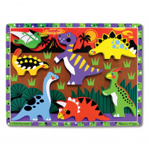LCI3747 - Dinosaur Chunky Puzzle in Wooden Puzzles