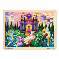LCI3804 - Fairy Tales 48-Pc Wooden Jigsaw Puzzle in Wooden Puzzles