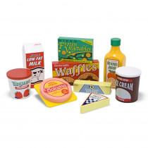 LCI4076 - Fridge Food Set in Play Food