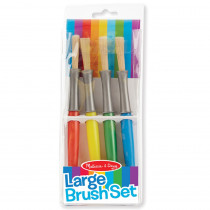 LCI4117 - Large Paint Brushes Set Of 4 in Paint Brushes
