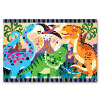 LCI4425 - Dinosaur Dawn Floor Puzzle in Floor Puzzles