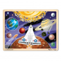 LCI4780 - Space Voyage 48-Piece Wooden Jigsaw Puzzle in Wooden Puzzles