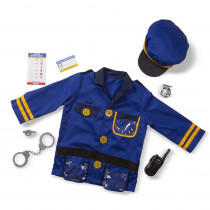 LCI4835 - Police Officer Costume Set in Role Play