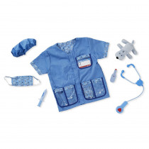 LCI4850 - Veterinarian Role Play Costume Set in Role Play