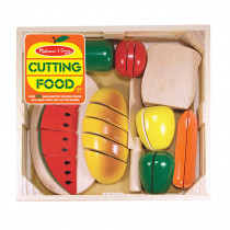 LCI487 - Wooden Food in Play Food