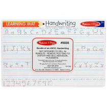 LCI5035 - Handwriting Write A Mat 6Pk in Art & Craft Kits