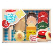 LCI513 - Sandwich-Making Set in Play Food
