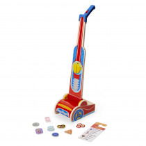 Vacuum Cleaner Play Set - LCI5189 | Melissa & Doug | Pretend & Play
