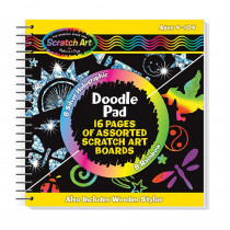 LCI5947 - Activity Books Doodle Pad in Drawing Paper