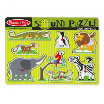 LCI727 - Zoo Animals Sound Puzzle in Puzzles