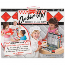 LCI8515 - Order Up Diner Play Set in Play Food
