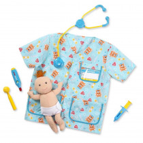 LCI8519 - Pediatric Nurse Role Play Set in Role Play