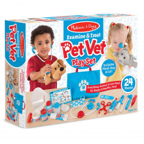 LCI8520 - Examine And Treat Pet Vet Play St in Role Play