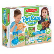 LCI8551 - Feeding Grooming Pet Care Play St in Role Play