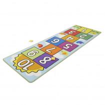 LCI9402 - Hop & Count Hopscotch Rug in Carpets