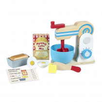 LCI9840 - Wooden Make A Cake Mixer Set in Pretend & Play