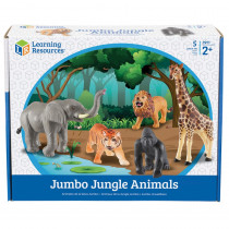 LER0693 - Jumbo Jungle Animals in Animals