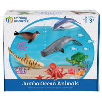 LER0696 - Jumbo Ocean Animals in Animals