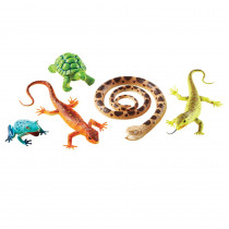 LER0838 - Jumbo Reptiles And Amphibians in Figurines
